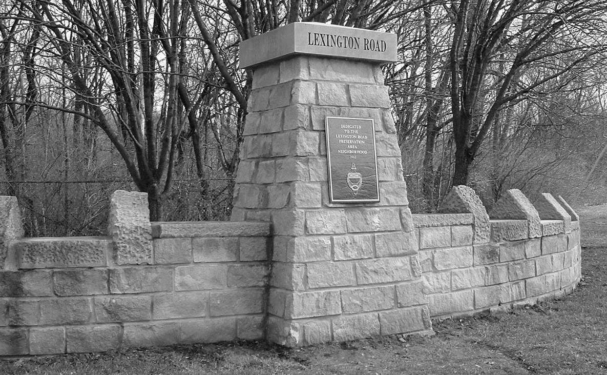 Lexington Road Preservation Area, Inc.